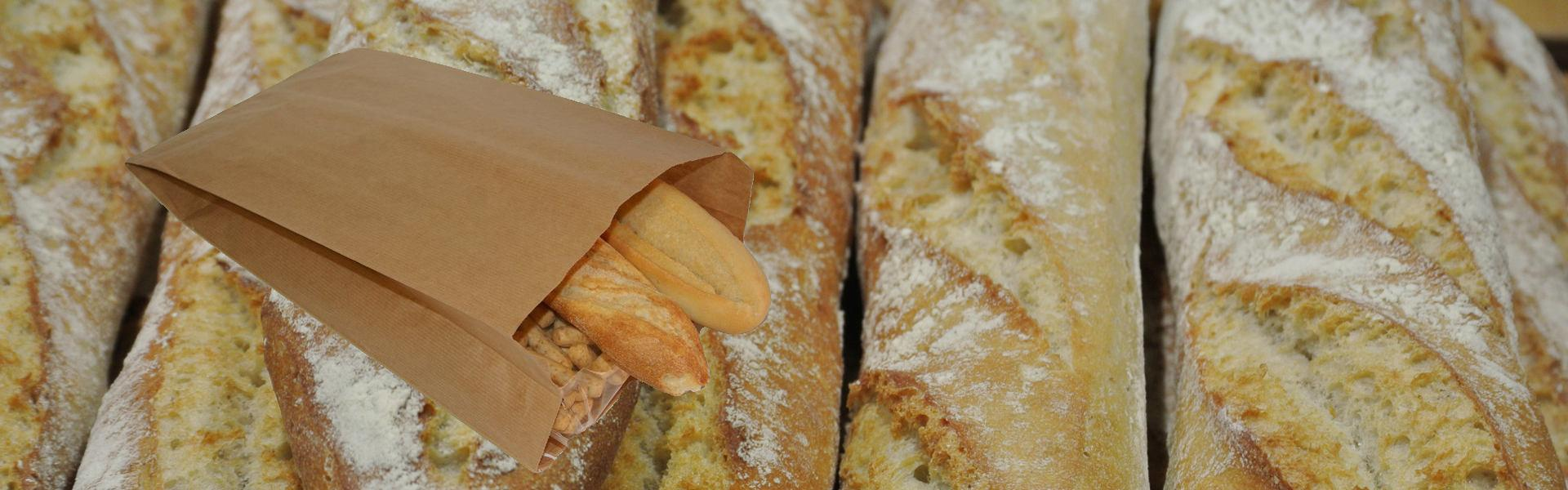 bolsas papel panaderia