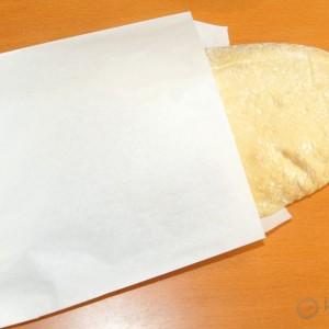 Bolsa papel antigrasa