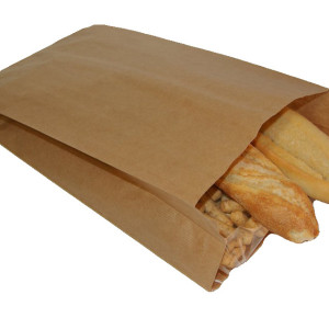 Bolsa papel kraft gruesas 40-60 gr