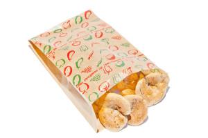 Bolsa papel para fruta