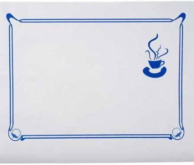 mantel individual papel